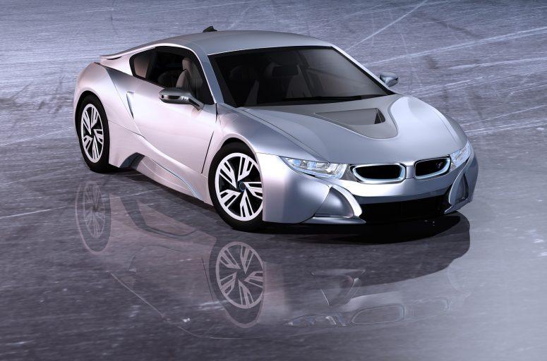 Electric Car Sports Car Car Auto Pkw Automotive