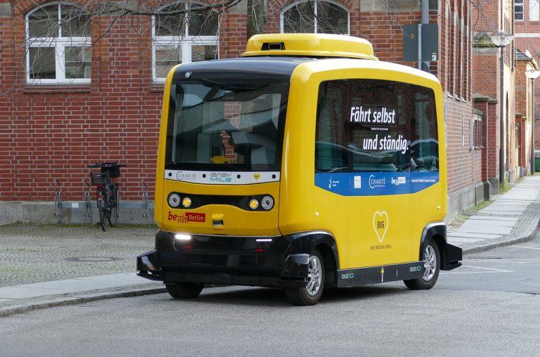 Vehicle Autonomous Autonomous Driving Automatically